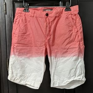 Kenneth Cole Ombre shorts